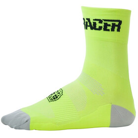 Bioracer Summer Socks, fluo yellow